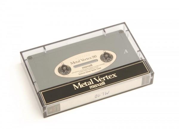 Maxell Metal Vertex 90