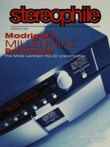 Mark Levinson No. 32 / Magrigal´s Millennial Reference Testnachdruck