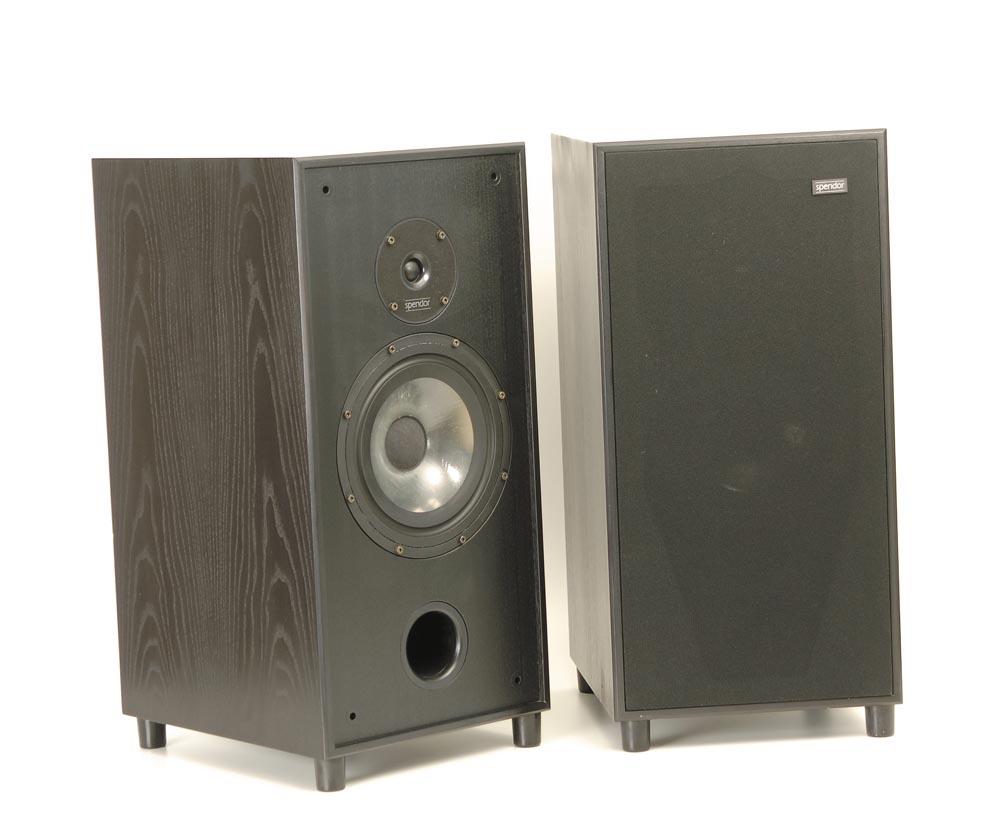 Spendor 45 BS Aktiv | Kompaktlautsprecher | Lautsprecher ...