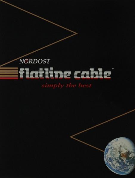 Nordost Flatline Cable Prospekt / Katalog