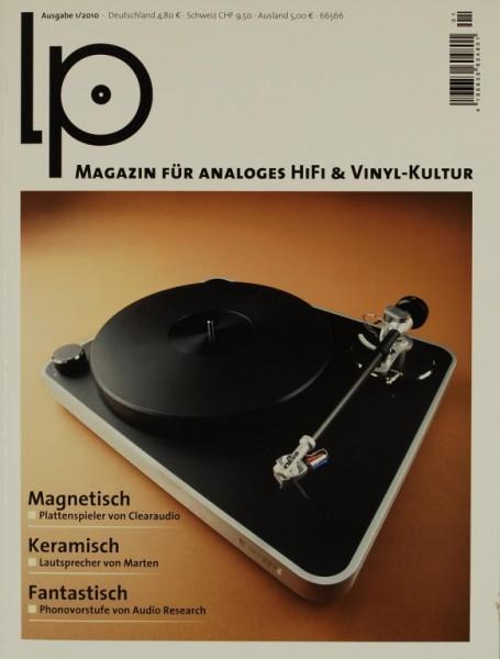 LP 1/2010 Zeitschrift