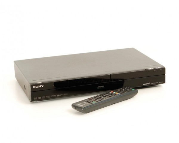Sony RDR-AT105 DVD-Recorder mit HDD