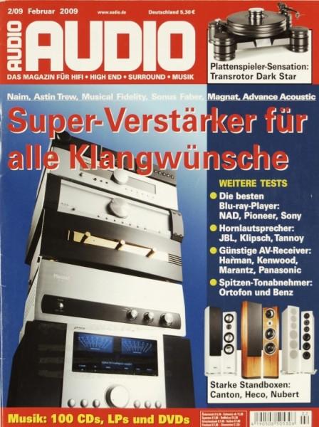 Audio 2/2009 Zeitschrift