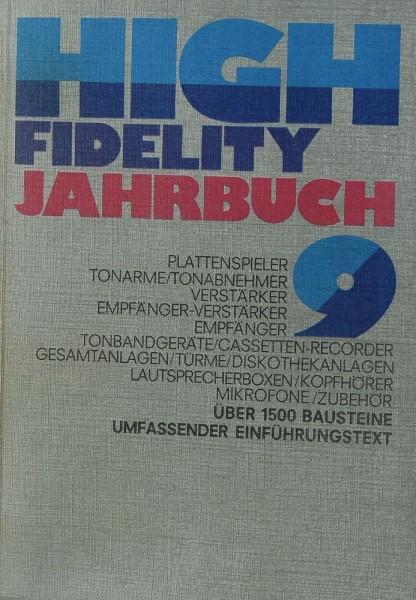 High Fidelity Jahrbuch 9 Hifi-Jahrbuch