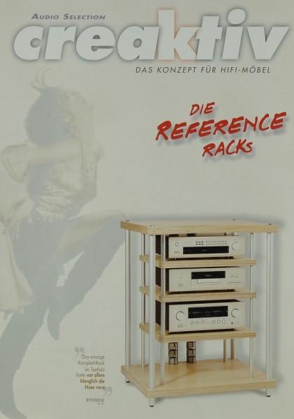 Creaktiv Die Reference Racks Prospekt / Katalog