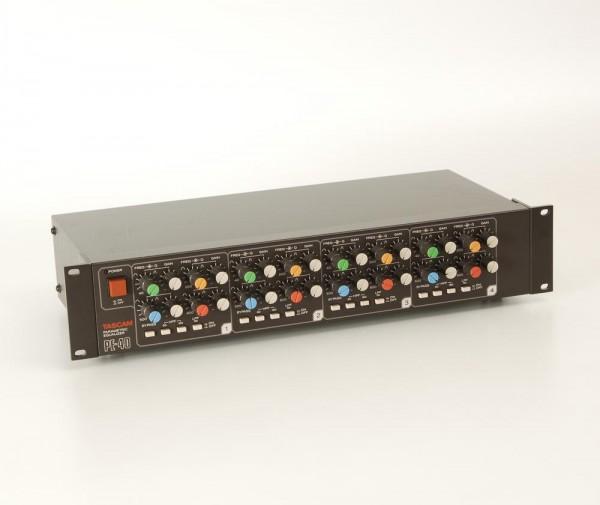 Tascam PE-40 parametrischer 4-Kanal Equalizer