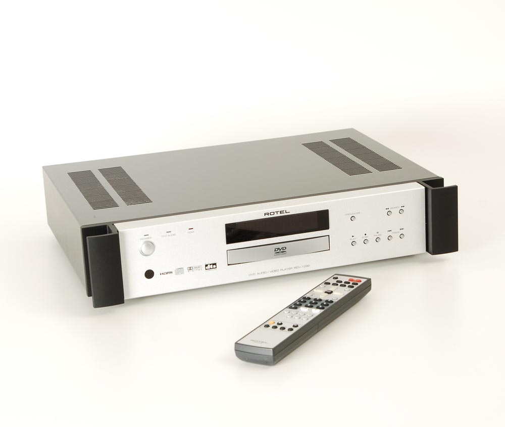 rotel rdv 1092 dvd player dvd ger te ger te. Black Bedroom Furniture Sets. Home Design Ideas
