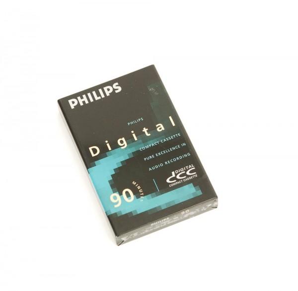 Philips DCC 90 DCC-Kassette NEU!