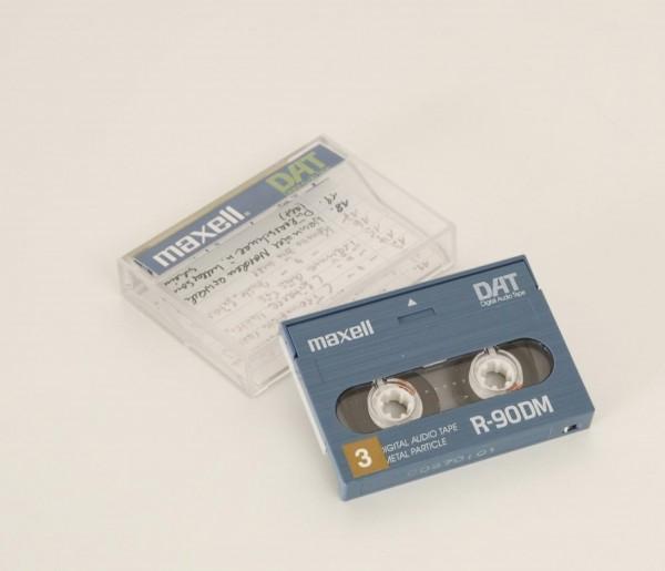 Maxell R-90DM DAT-Kassette