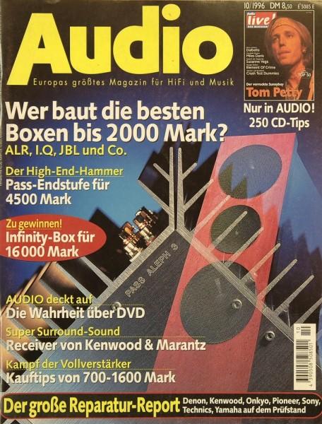 Audio 10/1996 Zeitschrift