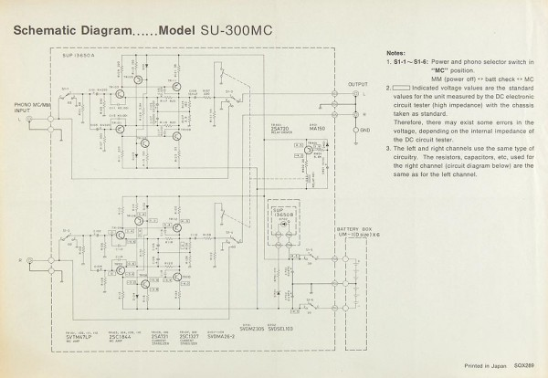 technics su 300 mc schaltplan serviceunterlagen. Black Bedroom Furniture Sets. Home Design Ideas