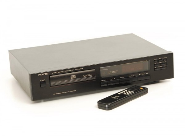 Rotel RCD-965 BX LE Limited Edition