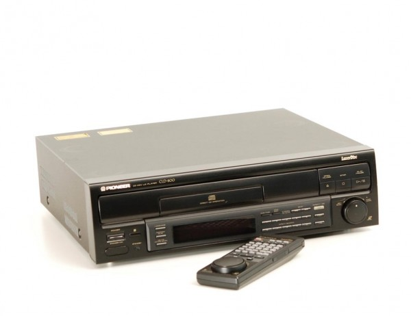 Pioneer CLD-800 LD-Player