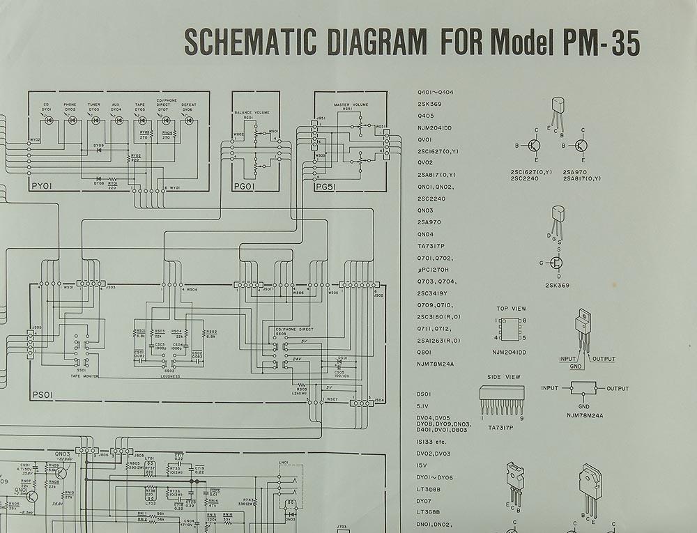 Marantz Pm  Service Manual