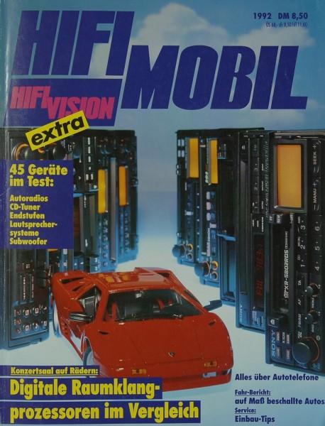 Hifi Vision 1992 Zeitschrift
