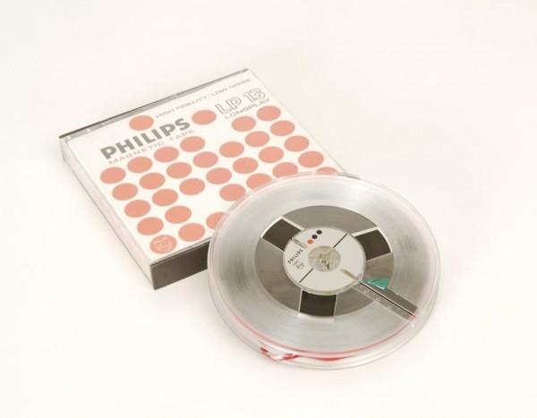 Philips LP13 Tonbänder 13er DIN Kunstoff voll