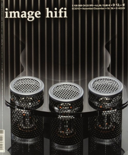 Image HiFi 6/2010 Zeitschrift