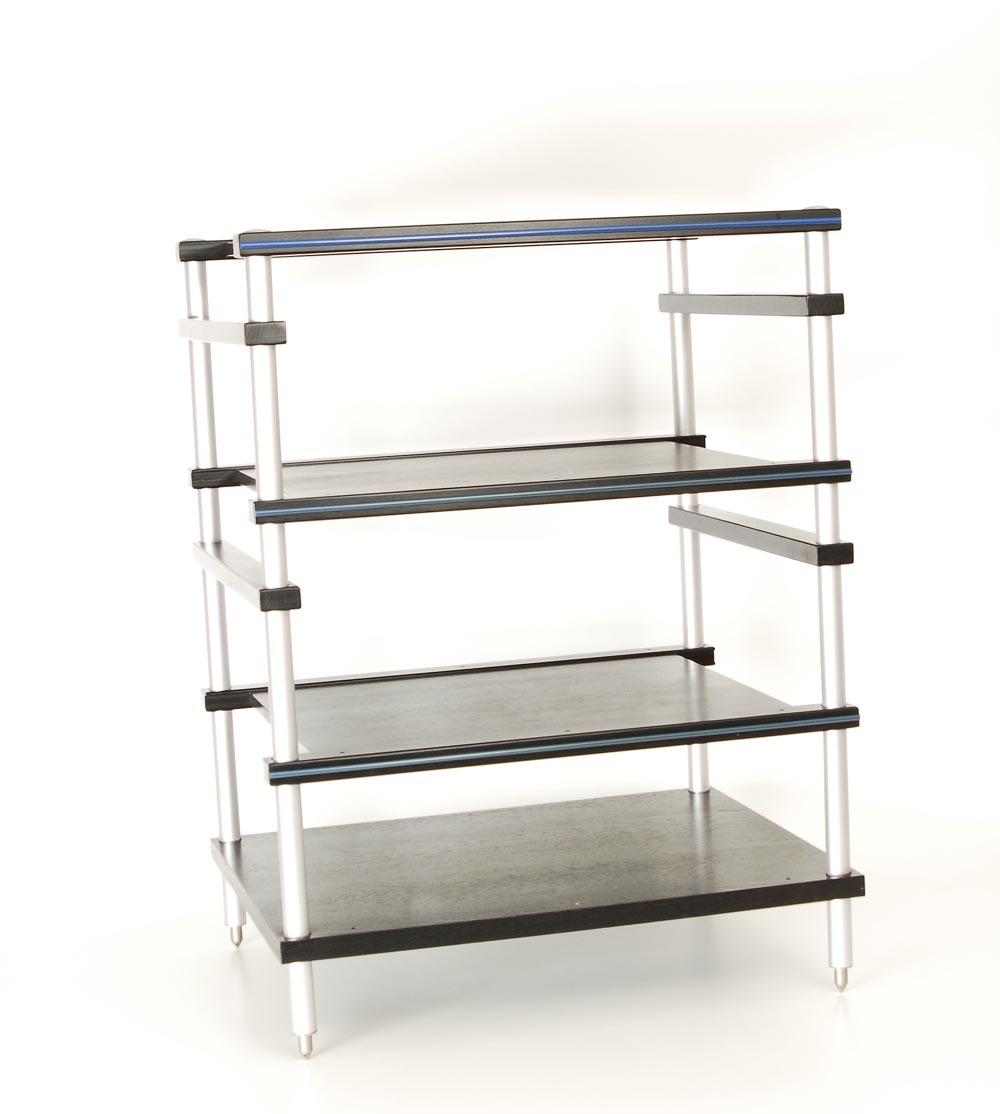 creaktiv audio 1 4 rack schwarz racks hifim bel sonstiges und zubeh r gebrauchte. Black Bedroom Furniture Sets. Home Design Ideas