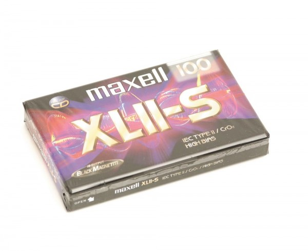 Maxell XL II-S 100