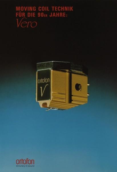Ortofon Vero Prospekt / Katalog