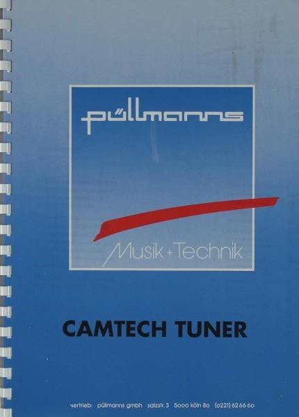Camtech Tuner Bedienungsanleitung