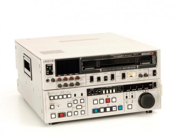 Ampex CVR-75 PAL Videorekorder Betacam SP