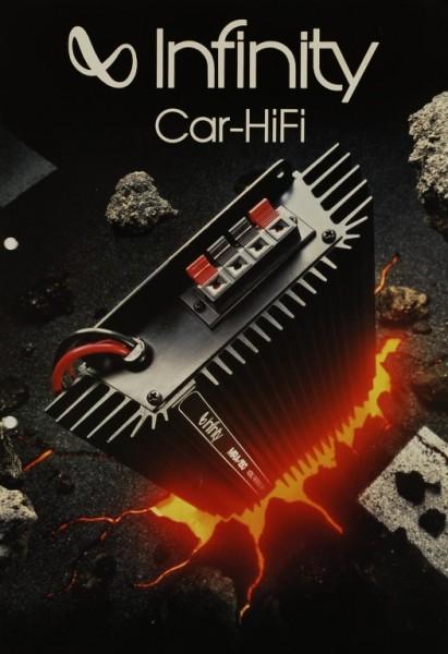 Infinity Car-HiFi / CS-1 / MRA-150 Prospekt / Katalog