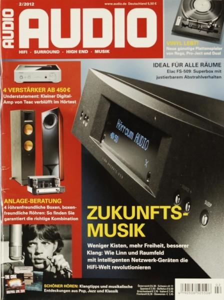 Audio 2/2012 Zeitschrift