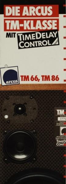 Arcus Die Arcus TM-Klasse Prospekt / Katalog