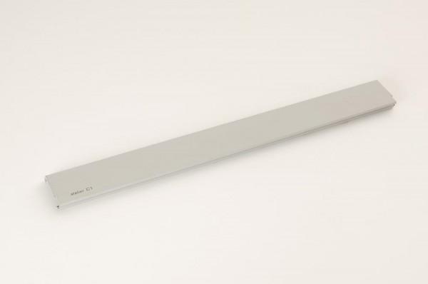 Braun C1 Rückklappe grau