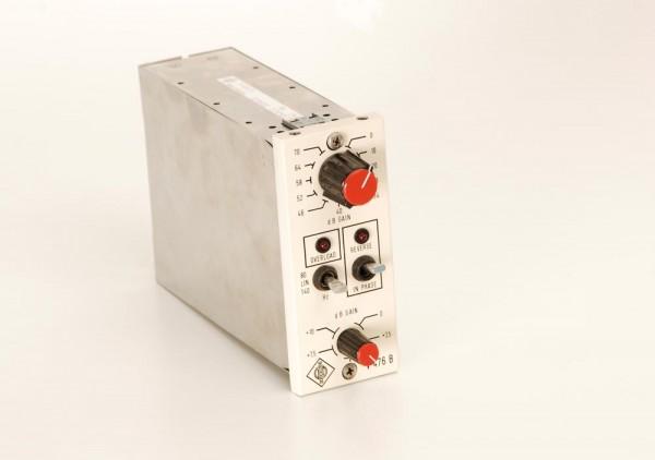 Neumann V 476 B Mikrofonvorverstärker