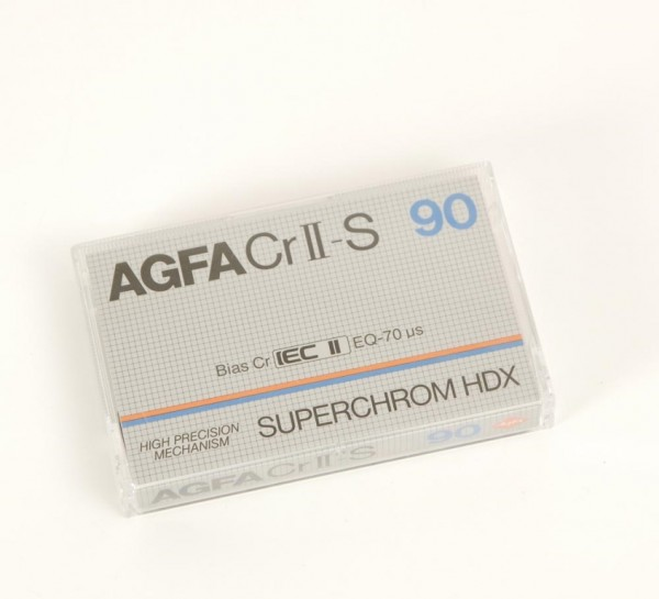 Agfa CRII-S 90
