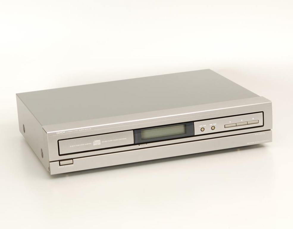denon dcd 210 cd player cd ger te ger te. Black Bedroom Furniture Sets. Home Design Ideas