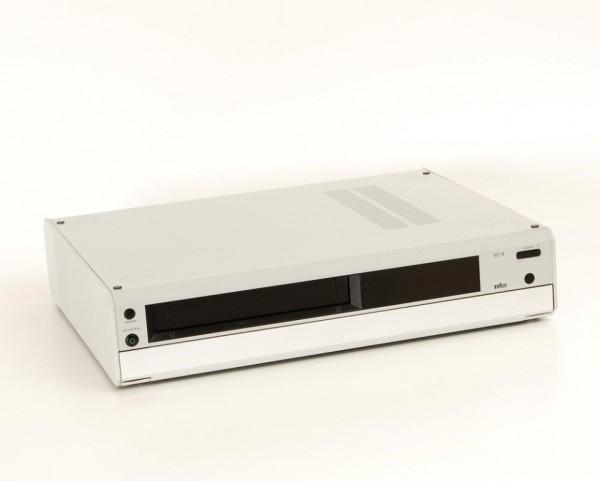 Braun VC4 grau Videorekorder