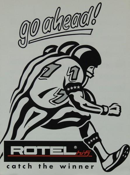 Rotel Go ahead! Prospekt / Katalog