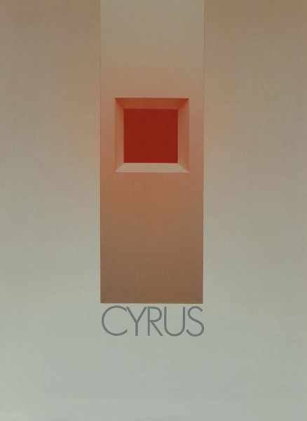 Cyrus Cyrus I / II / PSX / PCM II Prospekt / Katalog