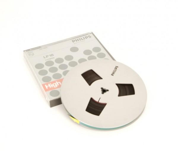 Philips LP18 Tonbänder 18er DIN Kunstoff voll