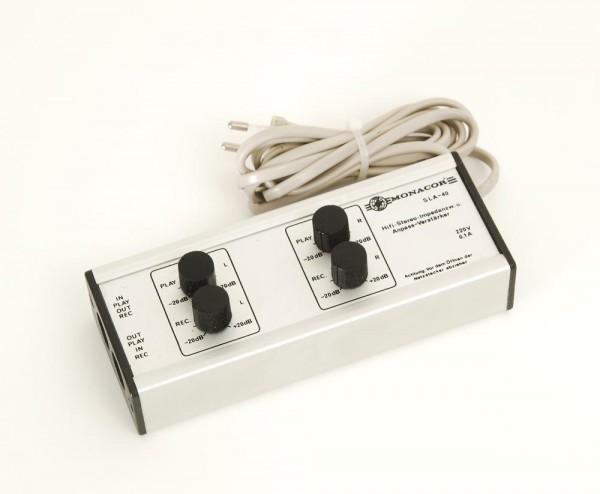 Monacor SLA-40 Impedanz- und Pegelanpasser