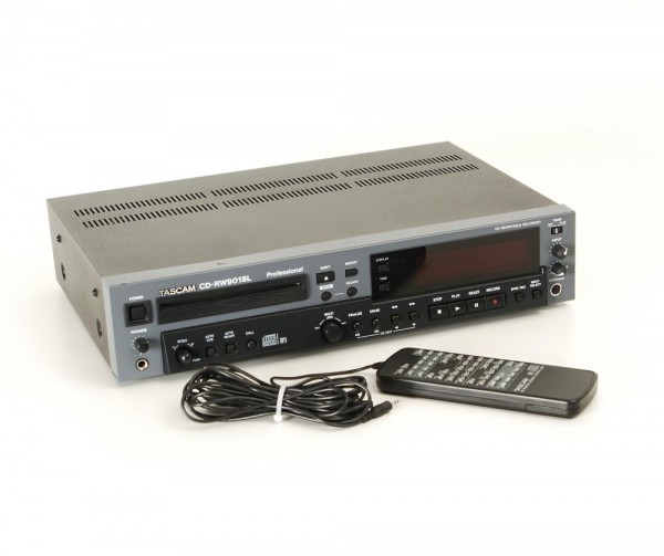 Tascam CD-RW 901 SL