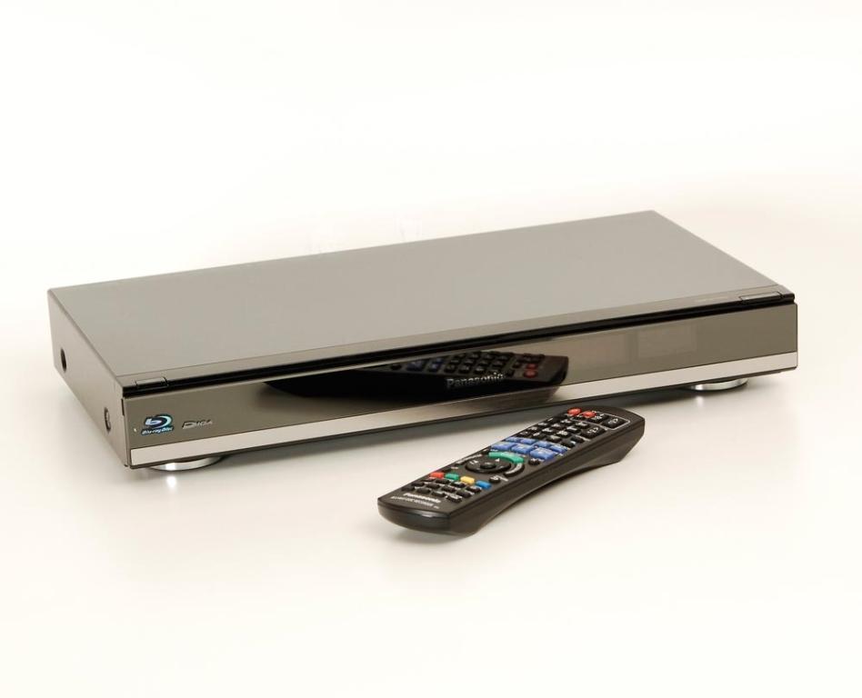 panasonic dmr bct820 bluray rekorder mit 1tb hdd dvd. Black Bedroom Furniture Sets. Home Design Ideas