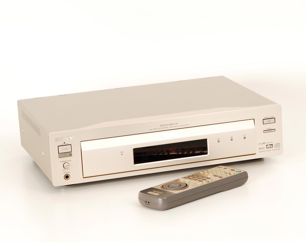 sony dvp s 7700 dvd player dvd ger te ger te. Black Bedroom Furniture Sets. Home Design Ideas