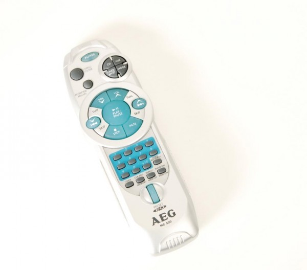 AEG MC 500 Fernbedienung