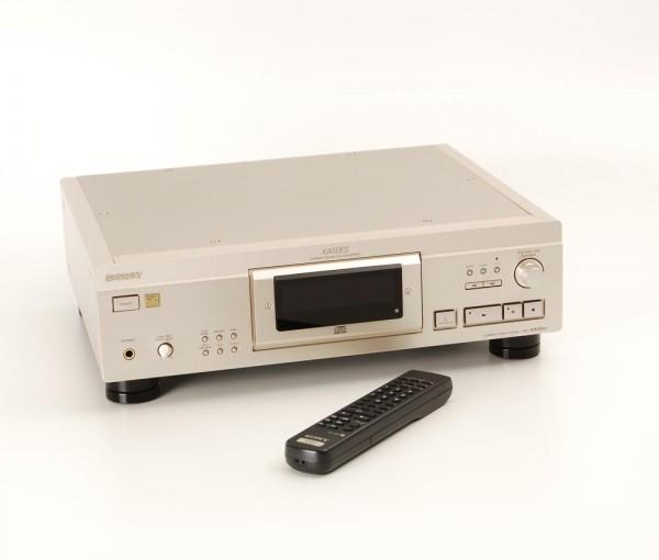 Sony CDP XA-50 ES Swoboda A+ champagner