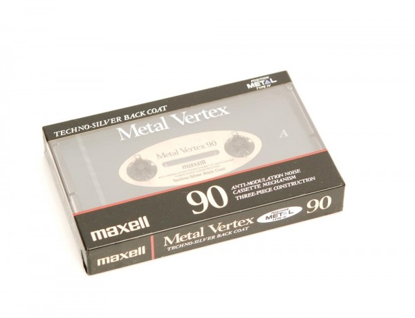 Maxell Metal Vertex 90 MV 90