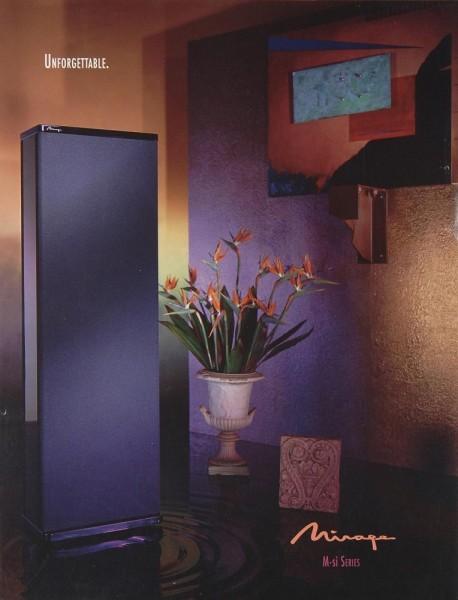 Mirage M-si Series Prospekt / Katalog