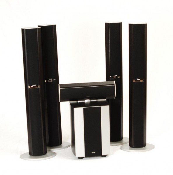 teufel concept r 2 surroundset gebrauchte hifiger te. Black Bedroom Furniture Sets. Home Design Ideas