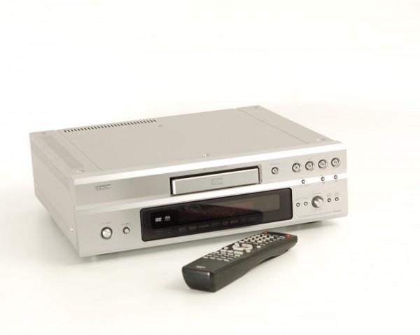 Denon DVD-3910 silbern