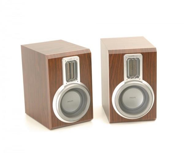 Philips MCM 700 | Kompaktlautsprecher | Lautsprecher