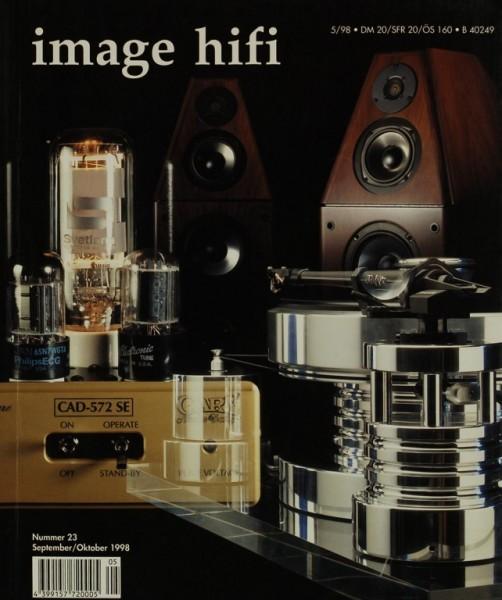Image Hifi 5/1998 Zeitschrift