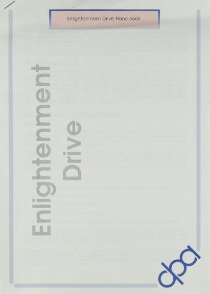DPA Enlightenment Drive Bedienungsanleitung
